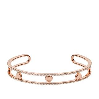 Emporio Armani - Armband - EG3391221 Ladies Bracelet Rosegold - in gold - für Damen