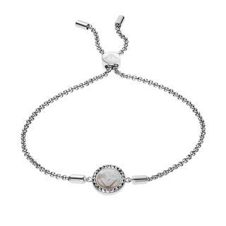 Emporio Armani - Armband - EG3347040 Bracelet Silver - in silber - für Damen