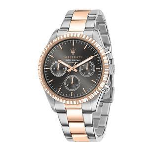 Maserati - Uhr - Watch Hau Competizione 43mm Silver - in silber - für Damen