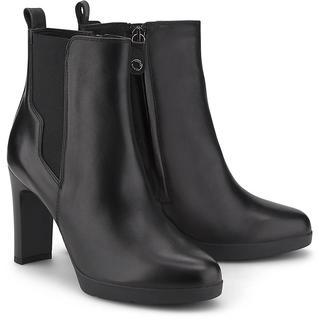 Geox - Stiefelette Annya in schwarz, Stiefeletten für Damen