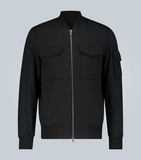 Harris Wharf London - Jacke aus einem Baumwollgemisch