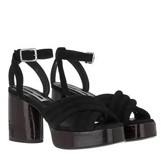 McQ - Sandalen - Rise Sansal Pumps Black - in schwarz - für Damen