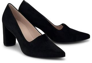 Högl - Klassik-Pumps in schwarz, Pumps für Damen