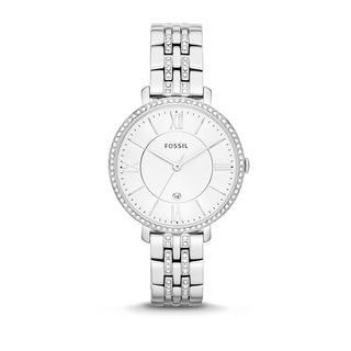 Fossil - Uhr - Watch Jacqueline ES3545 Silver - in silber - für Damen