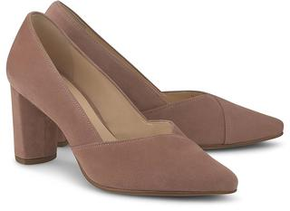 Högl - Klassik-Pumps in nude, Pumps für Damen