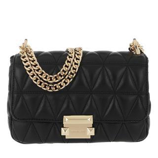 MICHAEL KORS - Umhängetasche - Sloan Small Chain Shoulder Bag Black - in schwarz - für Damen
