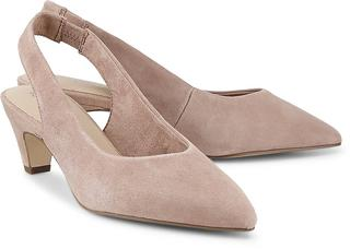 Tamaris - Sling-Pumps in rosa, Pumps für Damen