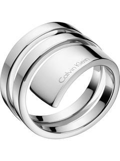 Calvin Klein - Damenring Edelstahl