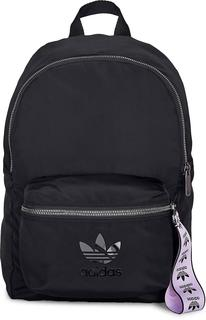 adidas Originals - Rucksack Nylon W Bp in schwarz, Rucksäcke für Damen