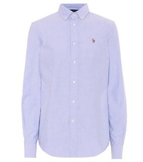 Polo Ralph Lauren - Slim-Fit Hemd aus Baumwolle