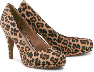 Tamaris - Fashion-Pumps in leo, Pumps für Damen