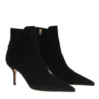 Valentino - Boots - Rouge Bond Bootie Leather Black - in schwarz - für Damen