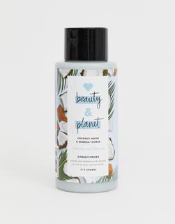 Love Beauty Planet - Love Beauty and Planet – Volume & Bounty – Pflegespülung mit Kokosnuss-Wasser und Mimosenblüte, 400 ml-Keine Farbe