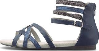 BULLBOXER - Riemchen-Sandale in dunkelblau, Sandalen für Mädchen