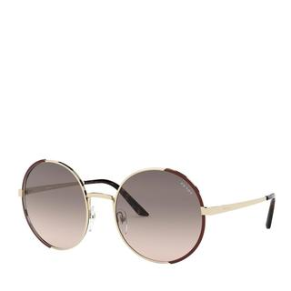 Prada - Sonnenbrille - Women Sunglasses Conceptual 0PR 59XS Pale Gold/Brown - in braun - für Damen