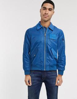 Calvin Klein - Pilotenjacke-Blau