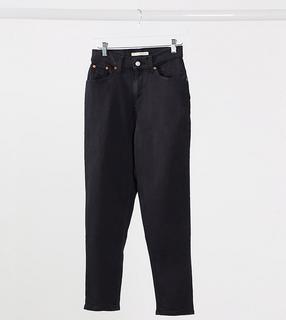 Levis - Online – Exklusive Mom-Jeans in Schwarz