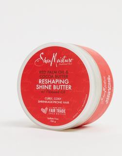 Shea Moisture - Red Palm & Cocoa Butter Shine – Butter-Keine Farbe