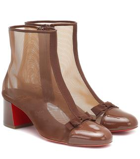 Christian Louboutin - Ankle Boots Checkypoint