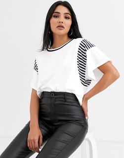 G-Star - Sportliches T-Shirt-Weiß