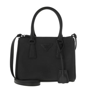 Prada - Tote - Tote Saffiano Leather Black/Black - in schwarz - für Damen
