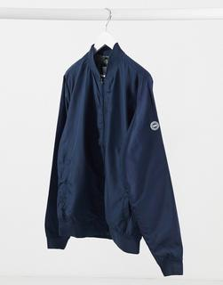 Jack & Jones - Originals – Bomberjacke in Navy
