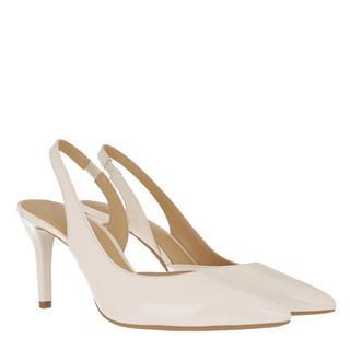 MICHAEL KORS - Pumps - Lucille Flex Sling Light Cream - in weiß - für Damen