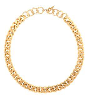 Elhanati - Halskette Charley mit 24kt Goldauflage
