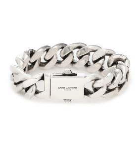 Saint Laurent - Armband aus Messing