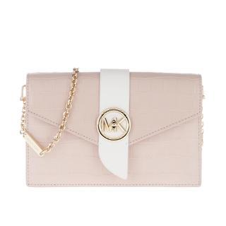 MICHAEL KORS - Umhängetasche - Medium Chain Crossbody Bag Softpink Multi - in rosa - für Damen