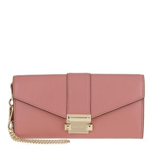 MICHAEL KORS - Portemonnaie - Whitney Caryall Wallet Rose - in rosa - für Damen
