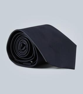 Prada - Twill-Krawatte mit Logo