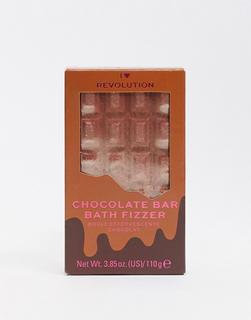 I Heart Revolution - Chocolate Bar – Badezusatz - Schokolade-Keine Farbe