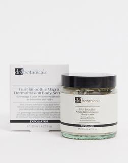 Dr. Botanicals - Dr Botanicals – Smoothie – Körperpeeling, 120 ml-Transparent
