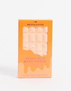 I Heart Revolution - Chocolate Bar – Badezusatz, Pfirsich-Keine Farbe
