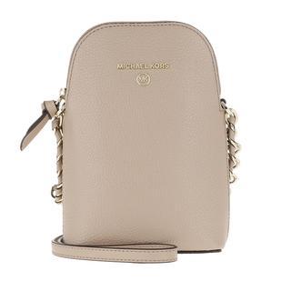 MICHAEL KORS - Umhängetasche - Jet Set Charm Small Chain Phone Crossbody Bag Truffle - in beige - für Damen