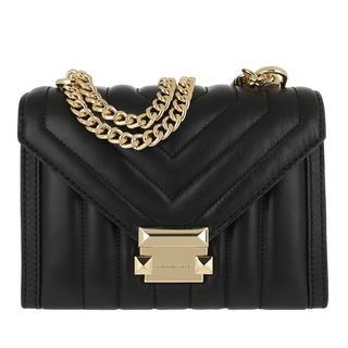 MICHAEL KORS - Umhängetasche - Whitney SM Shoulder Bag Black - in schwarz - für Damen