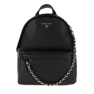 MICHAEL KORS - Rucksack - Slater Medium Backpack Black - in schwarz - für Damen
