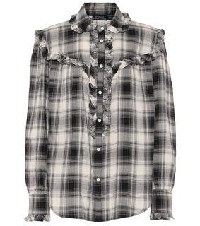 Polo Ralph Lauren - Kariertes Hemd mit Baumwollanteil