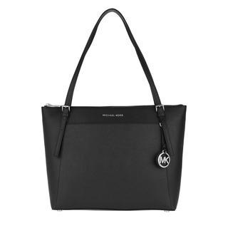 MICHAEL KORS - Shopper - Voyager Large Tote Bag Black - in schwarz - für Damen