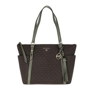 MICHAEL KORS - Tote - Medium TZ Tote Army Green - in braun - für Damen