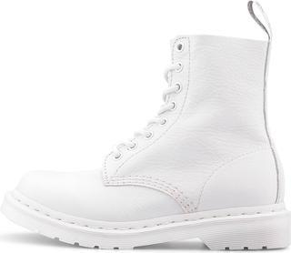 DR. MARTENS - Schnür-Boots 1460 Pascal Mono in weiß, Boots für Damen