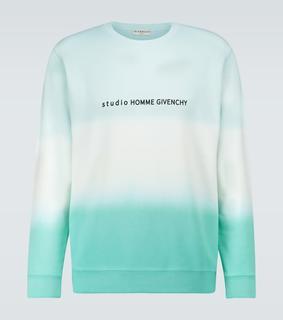 Givenchy - Bedrucktes Sweatshirt Studio Homme