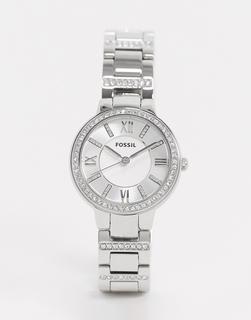 Fossil - ES3282 Virginia – Armbanduhr in Silber