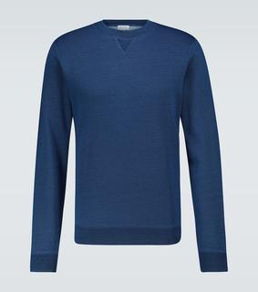 Sunspel - Sweatshirt aus Loopback-Baumwolle