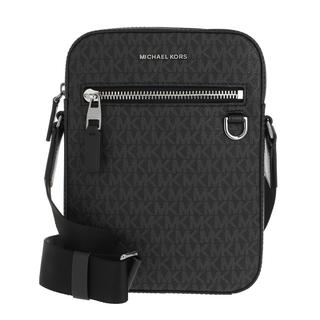 MICHAEL KORS - Umhängetasche - Men Flight Bag Black - in schwarz - für Damen