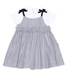 Il Gufo - Baby Set aus Kleid und Body