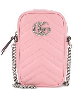 Gucci - Smartphone Hülle GG Marmont Mini