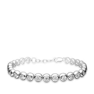 Sif Jakobs Jewellery - Armband - Sardinien Grande Bracelet Gold - in silber - für Damen