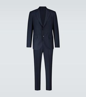 Ermenegildo Zegna - Anzug High Performance aus Wolle